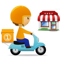 Lý do shop bán hàng online nên có một đội ship hàng nội thành chuyên nghiệp
